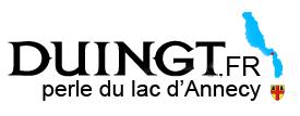 logo de la ville de Duingt